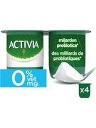 DAN.ACTIV.0% NATURE 4X125G