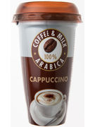 COFFEE+MILK CAPPUCCINO 250ML