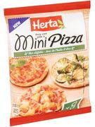HERTA PATE MINI PIZZA 265G 8P