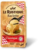 LE RUSTIQUE RACLETTE NAT.420G