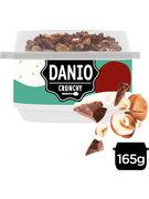 DAN.DANIO CRUNCHY CHOCO 165G