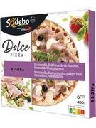 SODEBO DOLCE PIZZA REGINA 400G