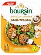 BOURSIN CROUSTIL.CHAMP.6P 150G