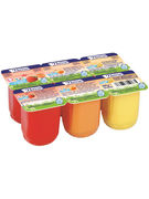 PETIT NOVA FRUITS 6X60G (OV 16)