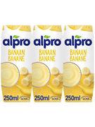 ALPRO DRINK BANANE 25CL 3-PACK (OV 8)