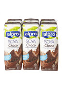 ALPRO DRINK CHOCO 25CL -6-PACK (OV 4)
