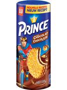 PRINCE FOURRE CHOCO 300GR