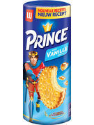 PRINCE FOURRE VANILLE 300G