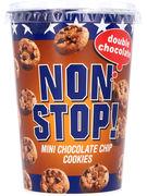 NON STOP COOKIES DOUBLE CHOCOLAT 125G