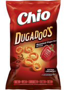CHIO DUGADOO S (roasted paprika) 125G