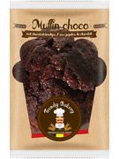 TRENDY MUFFIN DOUBLE CHOCO 55GR