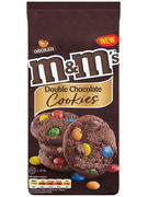 M&M S COOKIES DOUBLE CHOCOLATE  180GR