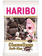 HARIBO LARD SOFT-KISS EXTRA (double chocolat) 175G