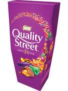 QUALITY STREET CART 265GR