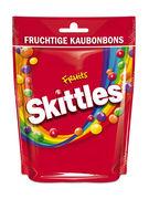 SKITTLES sachet 160g FRUITS (rouge)