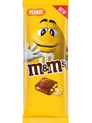 M&M S TABLET PEANUTS 165GR