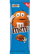 M&M S TABLET CRISPY 150GR