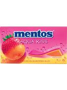 MENTOS GUM AQUA KISS STRAWB/MANDARIN