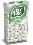 TIC TAC T100 MINT 16p