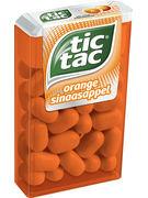 TIC TAC T1 ORANGE 18GR 36P