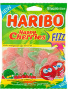 HARIBO 200G Fizz HAPPY CHERRIES SACH