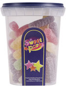 SWEET PARTY CUP FRITES CITRICS 180GR