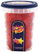 SWEET PARTY CUP CERISES DURES 220GR