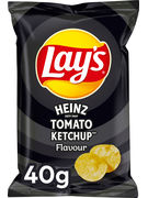 LAY S CHIPS HEINZ TOMATO KETCHUP 40G