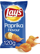 LAY S CHIPS PAPRIKA 120G