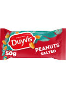 DUYVIS FAVOURITE PEANUTS SALTED 50GR
