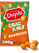 CRAC A NUT BARBECUE 200G