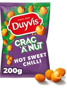 CRAC A NUT HOT SWEET CHILI 200G