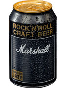 MARSHALL AMPED UP LAGER 4,6° 33CL