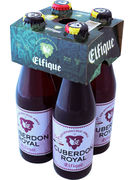 ELFIQUE CUBERDON ROYAL 5,5° VC 33CL 4-PACK