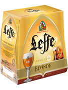 LEFFE BLONDE 0,25 CL OW 6 packs