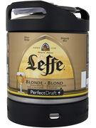 LEFFE BLONDE PERFECTDRAFT 6L