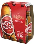 SUPER BOCK BTL 33CL 6PACK