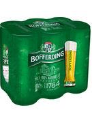 BOFFERDING BOITE SLIM CAN 33CL 6pack