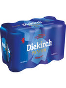 DIEKIRCH BOITE  8-pack 50CL