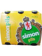 SIMON PILS 25 CL 6 PACK
