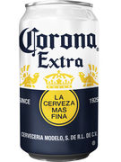 CORONA EXTRA BEER CANS 4,5° 33CL 6pack