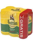 BATTIN GAMBRINUS 50 CL CAN 5+1 6PACK