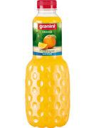 GRANINI JUS ORANGE 100% PULPE PET 1L