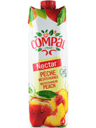 COMPAL NECTAR PECHE TETRA 1L