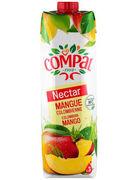 COMPAL NECTAR MANGUE TETRA 1L