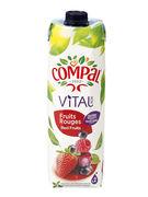 COMPAL FRUIT ROUGE TETRA 1L