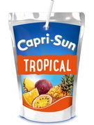 CAPRI-SUN TROPICAL POUCH 20CL 4x10p