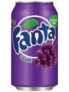 FANTA GRAPE CANS 355ML
