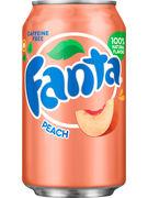 FANTA PEACH 12OZ - 355ML