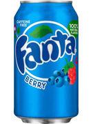 FANTA BLUEBERRY 12OZ - 355ML